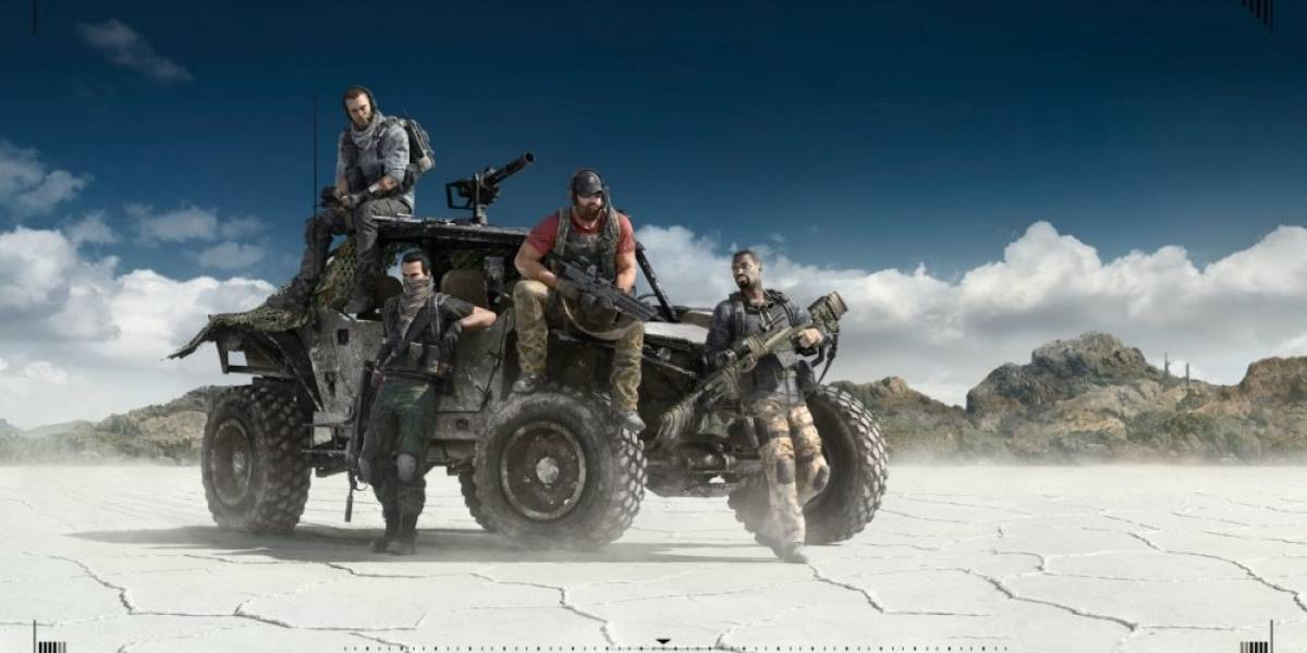 Vean el tráiler de lanzamiento de Ghost Recon: Wildlands