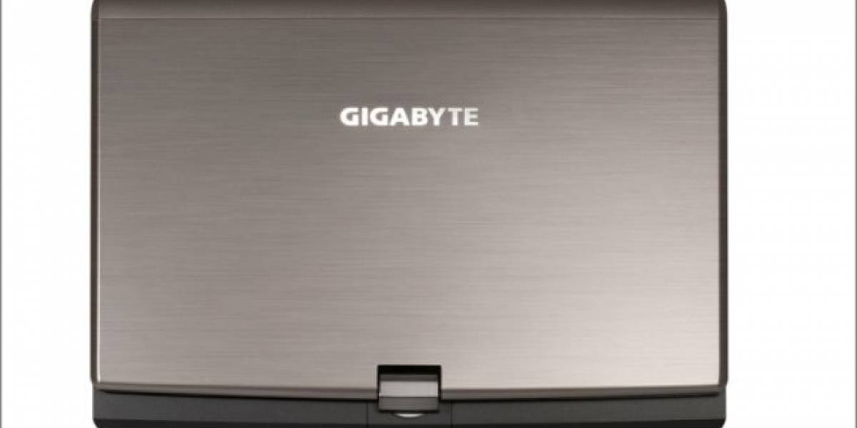 Gigabyte T1132N Booktop: La PC portátil 3 en 1