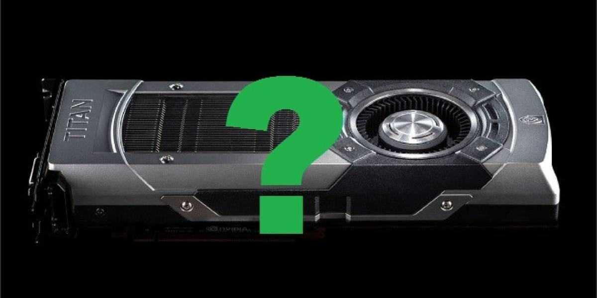 Rumor: NVIDIA presentará una nueva tarjeta de video basada en GK110