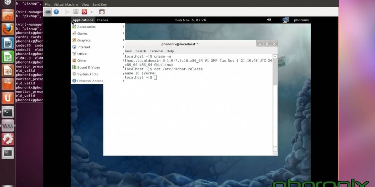Gnome Shell ahora con soporte a renderizado por CPU