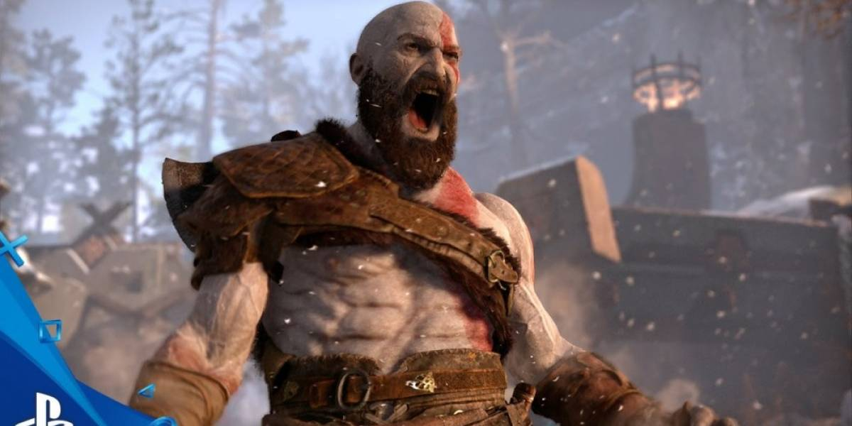 Se anuncia God of War para PlayStation 4 #E32016