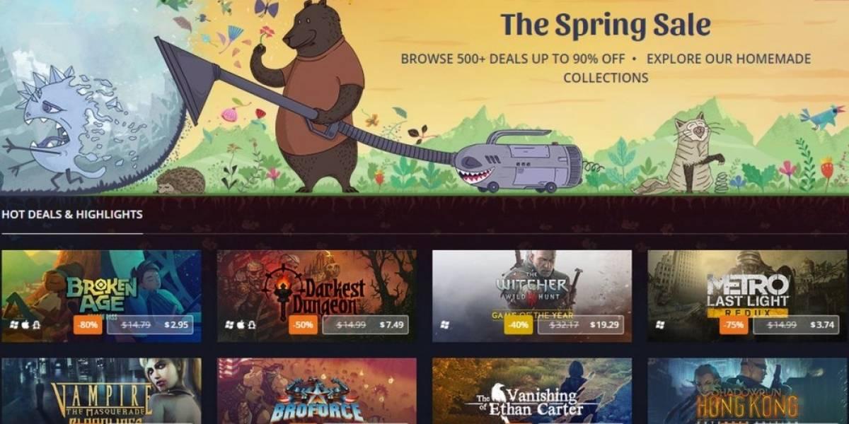 GOG.com arranca su venta especial de Primavera