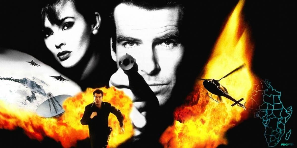 Jefe de Xbox se refiere a la remasterización de GoldenEye 007