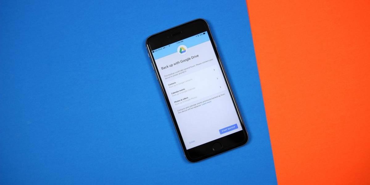 ¿Quieres mudarte a Android? Google Drive para iOS facilita las cosas