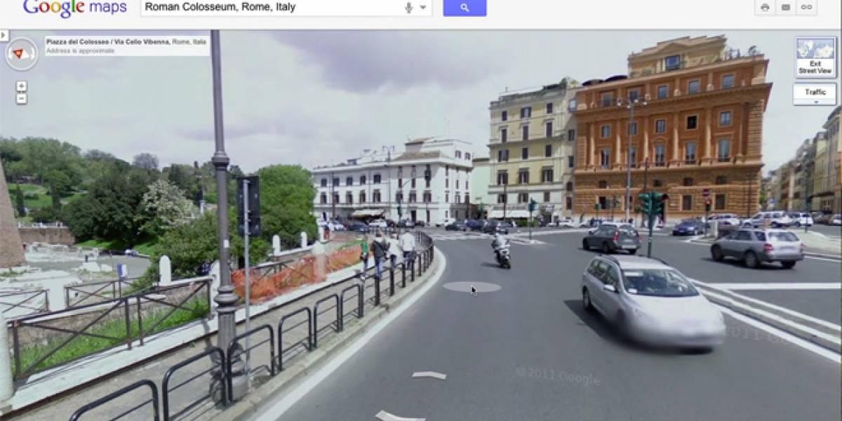 Google Maps ahora corre bajo WebGL