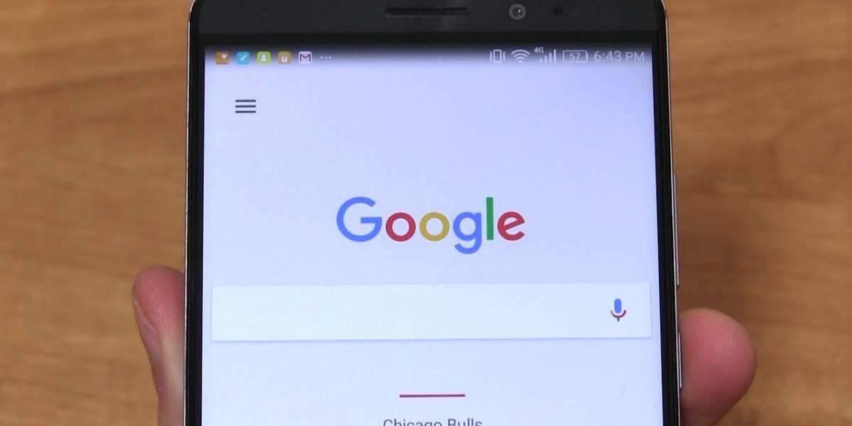 Ya puedes buscar en Google sin conexión a internet