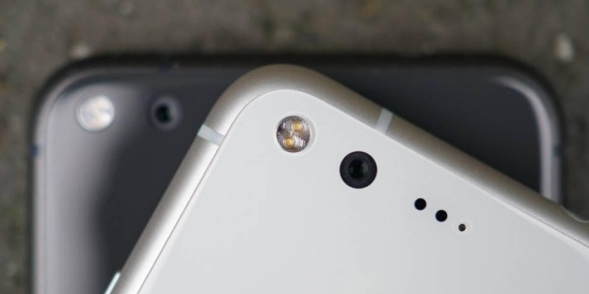 Google va a arreglar el halo de luz en las fotos del Pixel