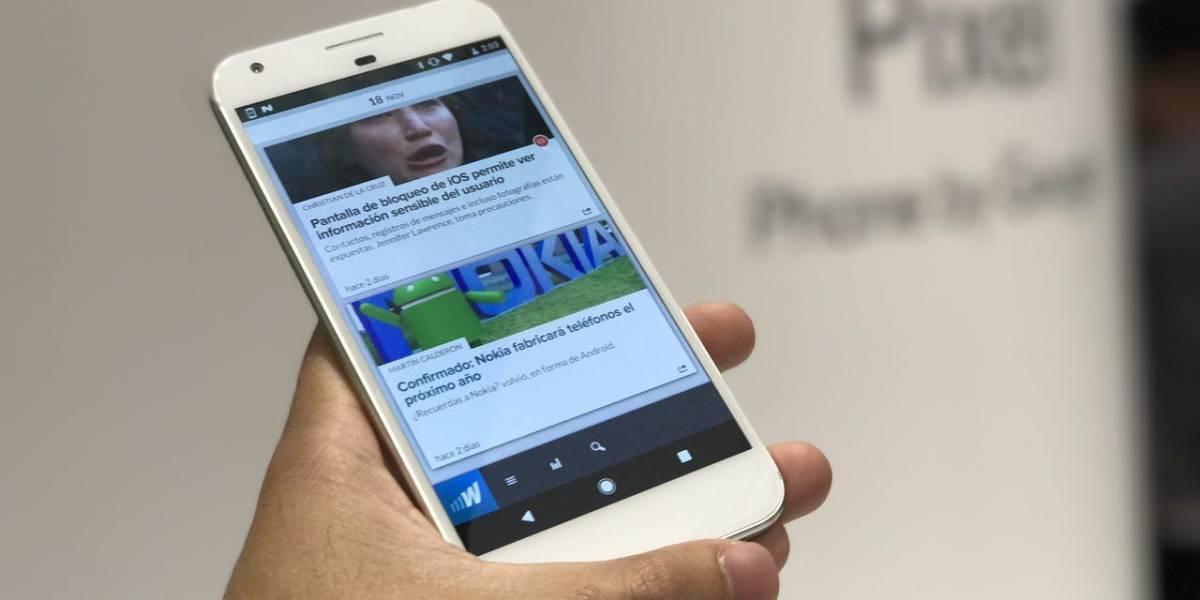 El Google Pixel será el primer equipo en recibir Android O