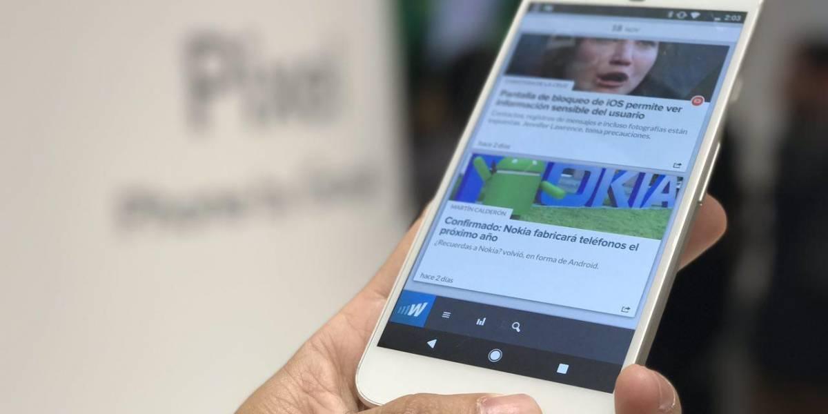 El nuevo Google Pixel tendría pantalla alargada