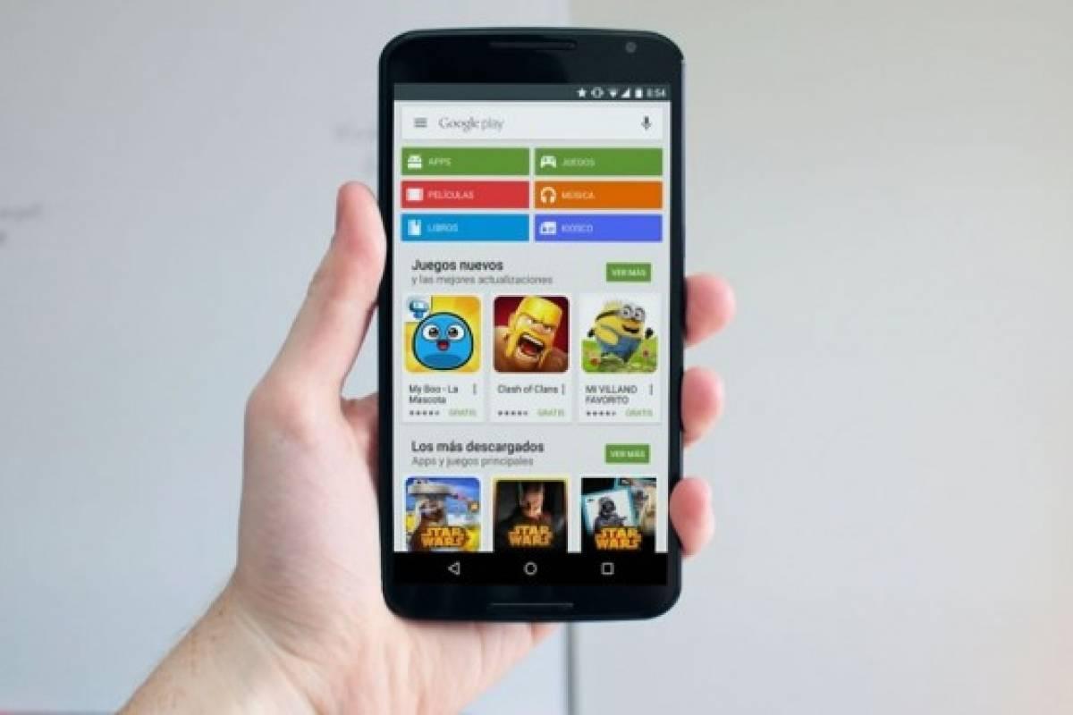 Google Play te permitirá compartir compras con hasta 6 personas