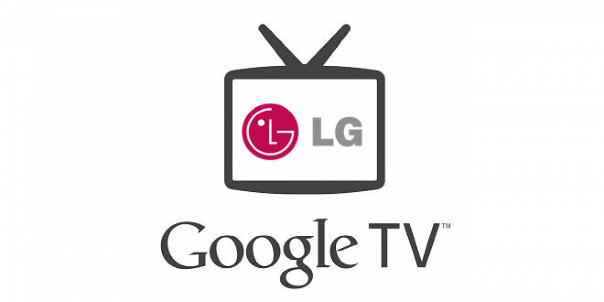 Futurología: LG se presentará como partner de Google TV en la [CES 12]