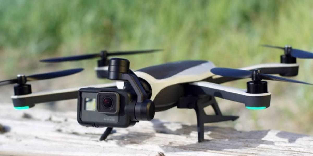 GoPro retira su dron Karma del mercado