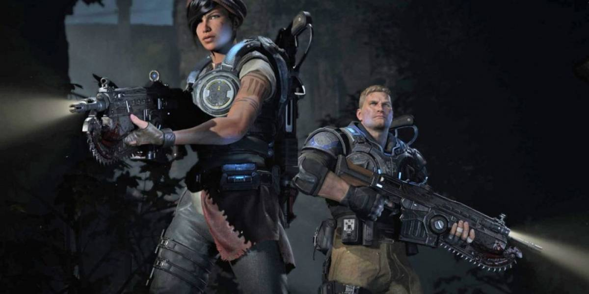 Gears of War 4 se actualiza con nuevos mapas y evento de San Valentín