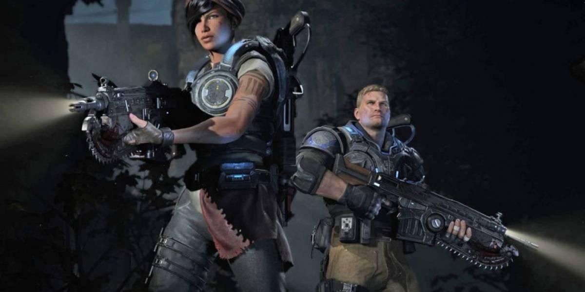 Devastadora, así es la nueva arma de Gears of War 4