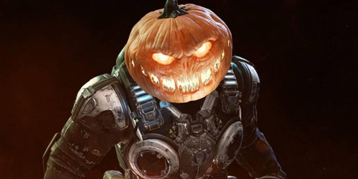 Gears of War 4 también está celebrando Halloween