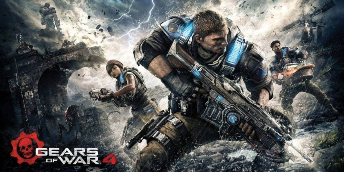Gears of War 4 [NB Labs]