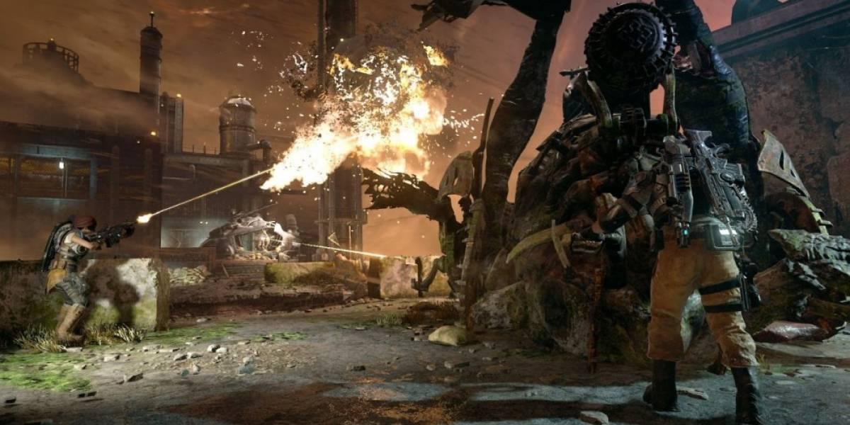 Gears of War 4 recibe actualización que facilita la obtención de créditos