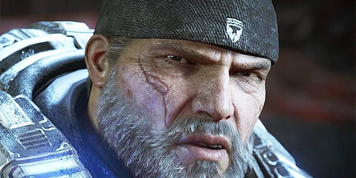 Gears of War 4 recibe tráiler de lanzamiento