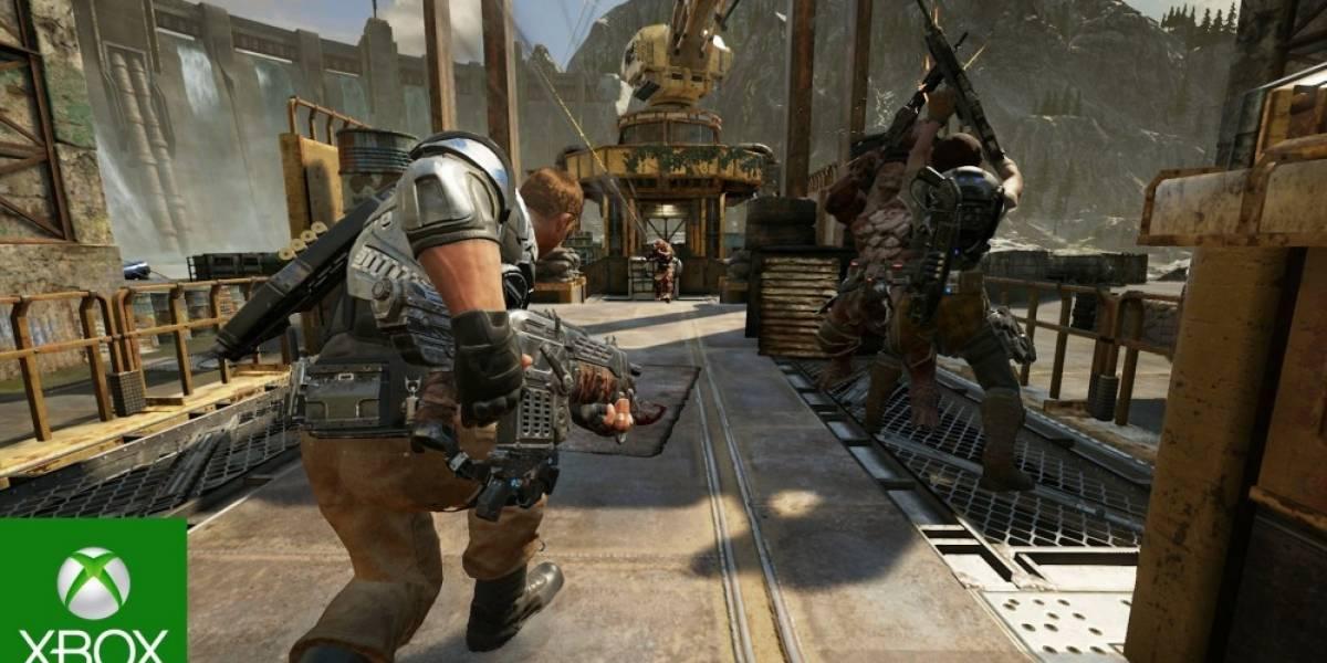 Gears of War 4 recibe tráiler centrado en el multijugador