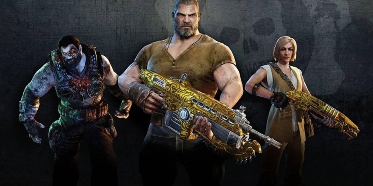 Se revelan los incentivos de preventa para Gears of War 4