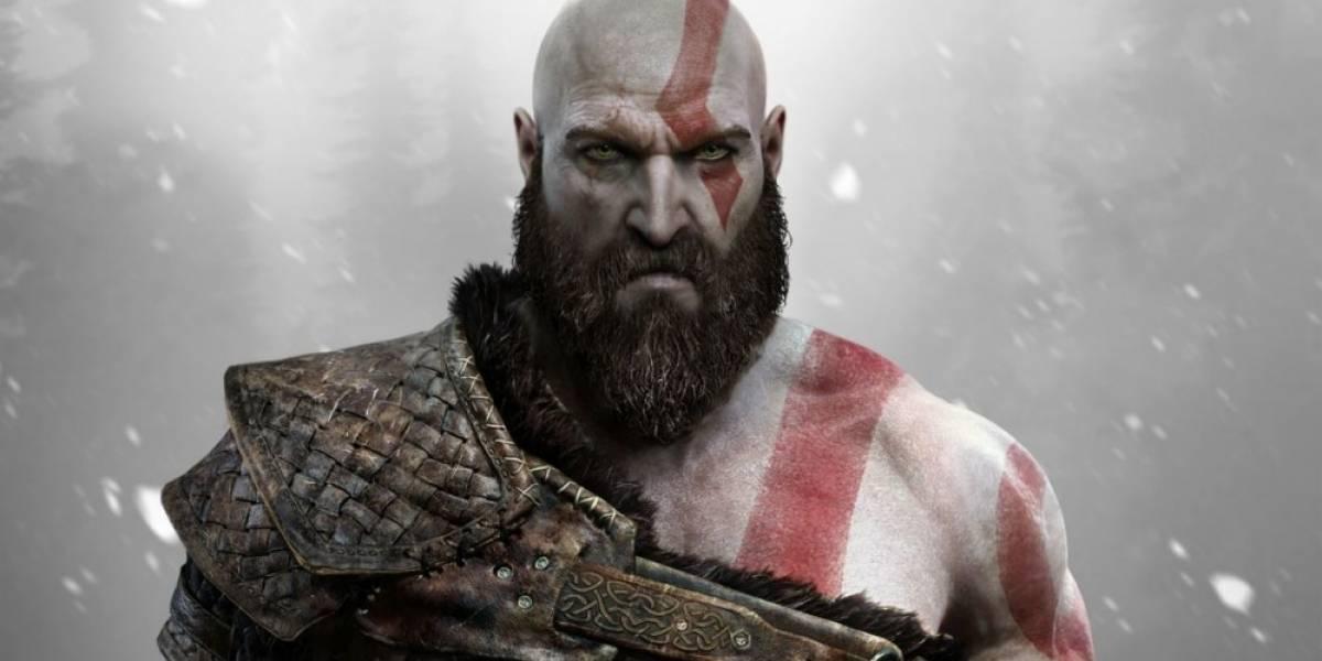 God of War de PS4 alcanza fase importante en su desarrollo