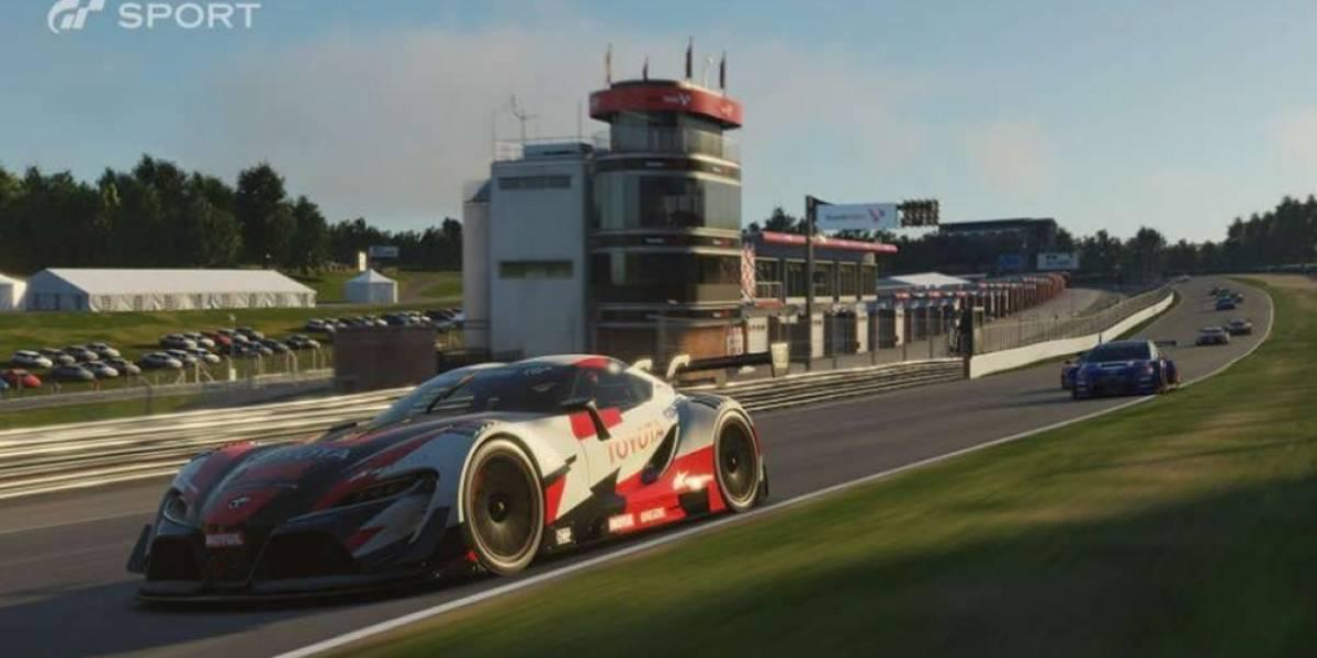 Gran Turismo Sport recibe tráiler y ya tiene fecha de lanzamiento
