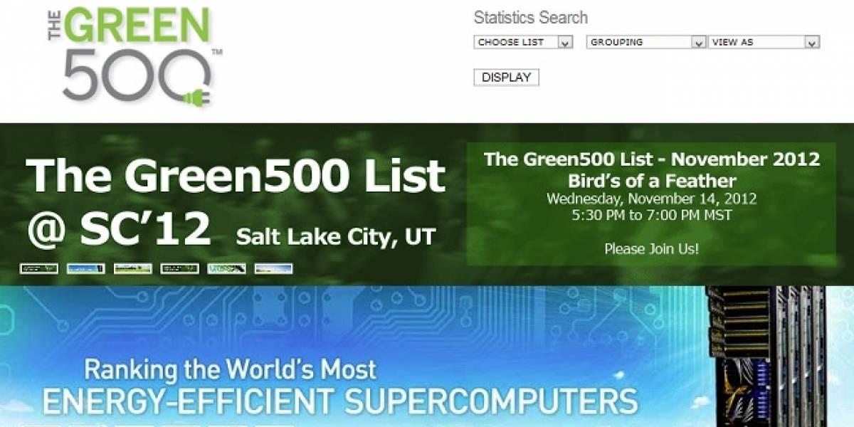 Intel, AMD y NVIDIA potencian los 3 supercomputadores más eficientes del mundo