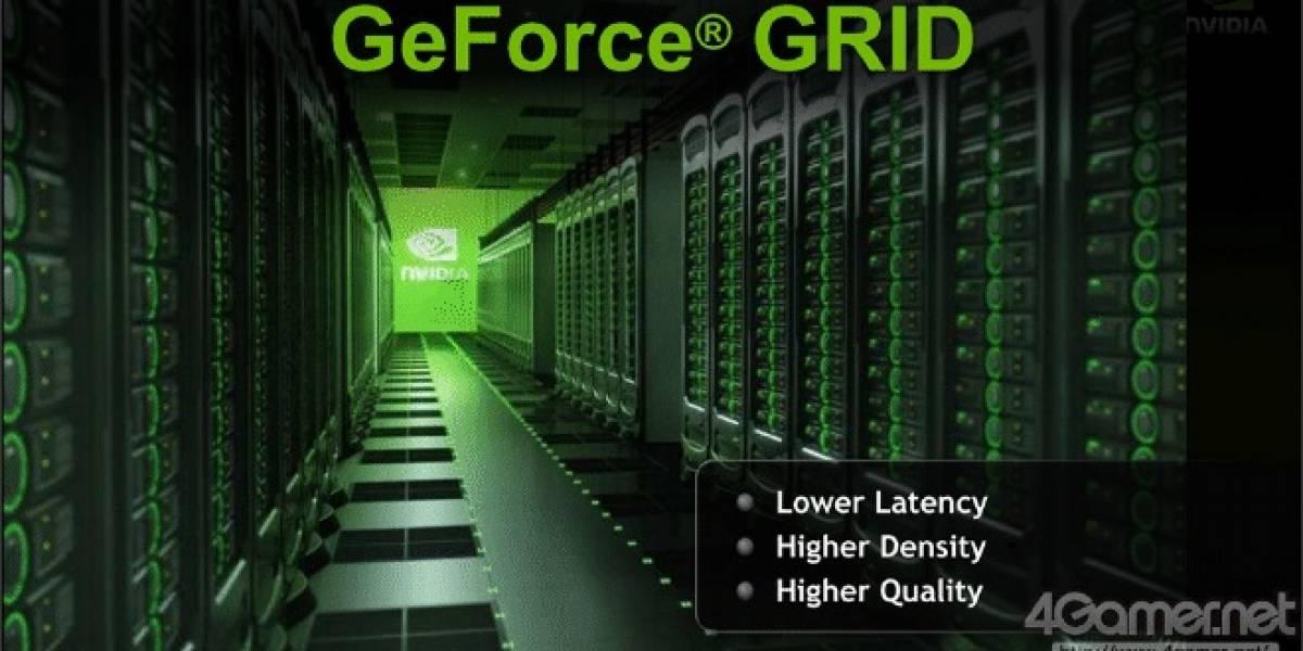 NVIDIA detalla GeForce GRID, su plataforma para juegos en la nube