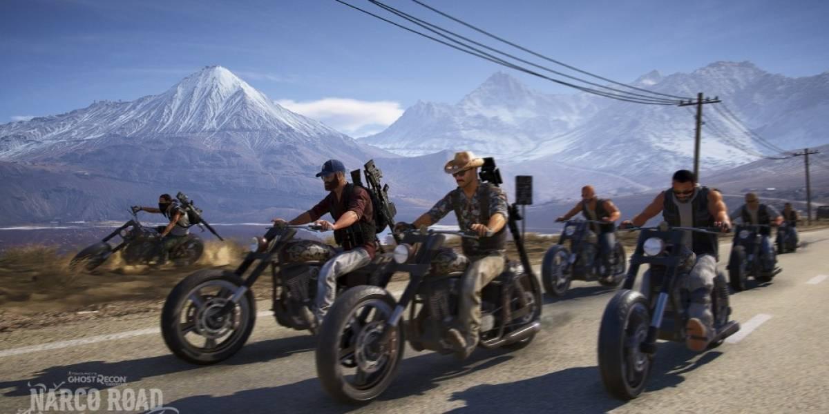 La primera expansión para Ghost Recon: Wildlands llegará la próxima semana