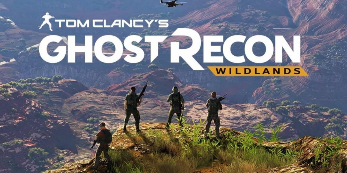 Ghost Recon Wildlands tiene nuevos tráilers y video con jugabilidad #E32016