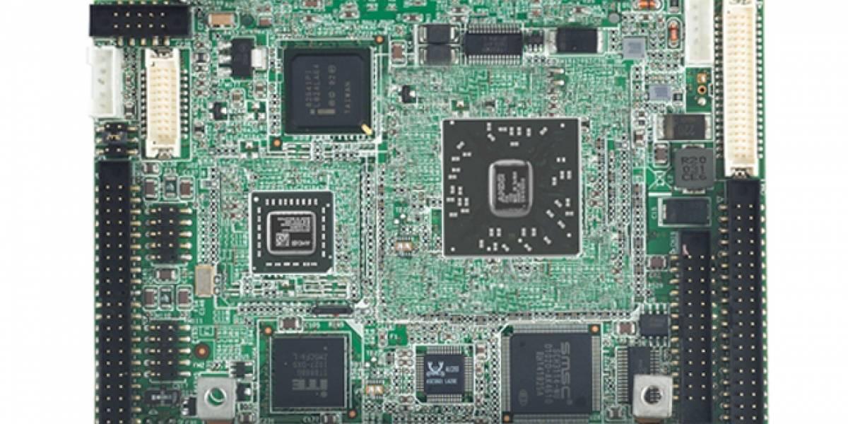 AMD lanza nueva APU que actualiza los Geode