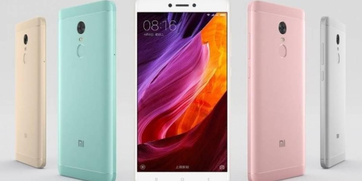 Se revelan los precios del Xiaomi Redmi Note 4X