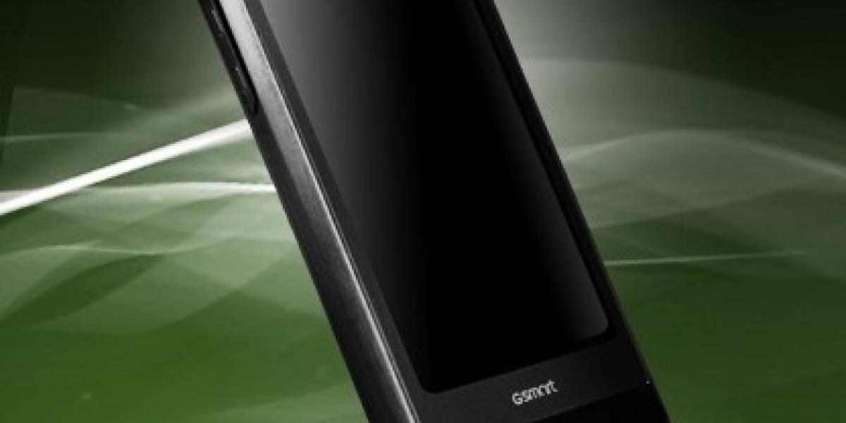MWC09: Gigabyte presentará smartphone GSmart S1200