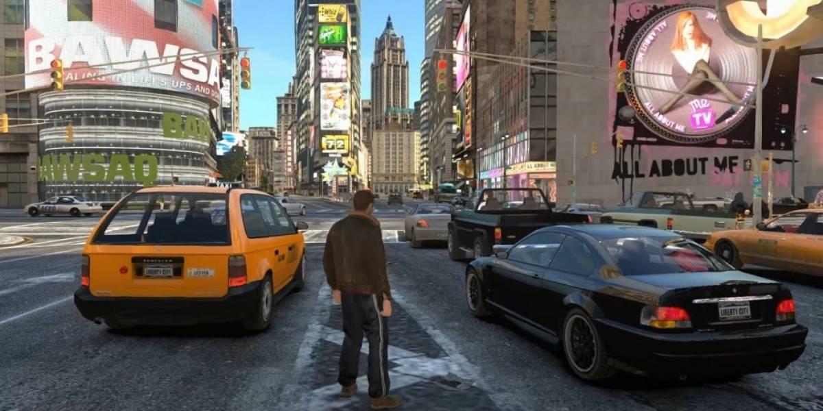 Este mod permitirá insertar Liberty City dentro de GTA V