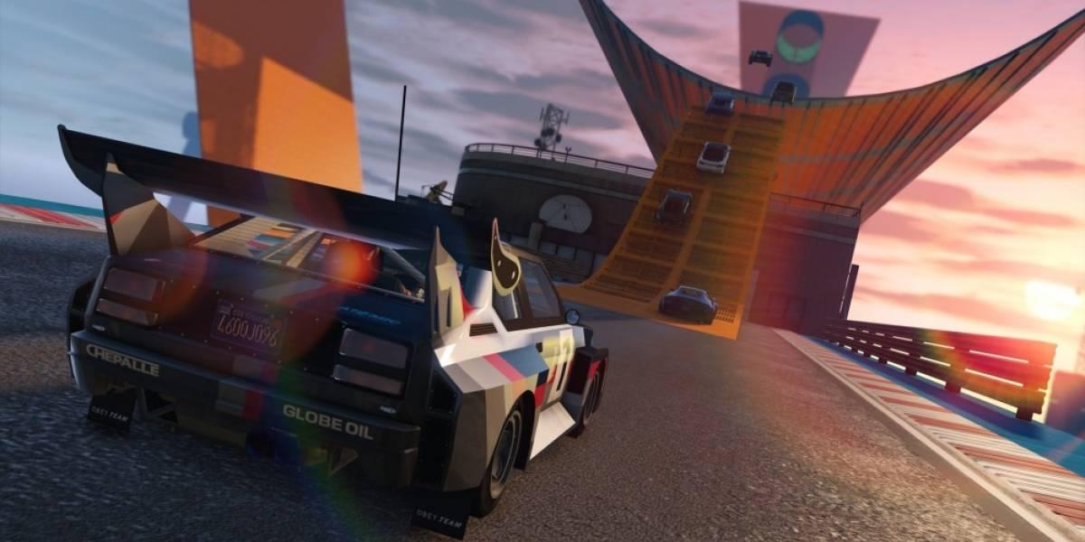 Los jugadores de GTA Online tendrán doble RP y GTA$ en estos eventos