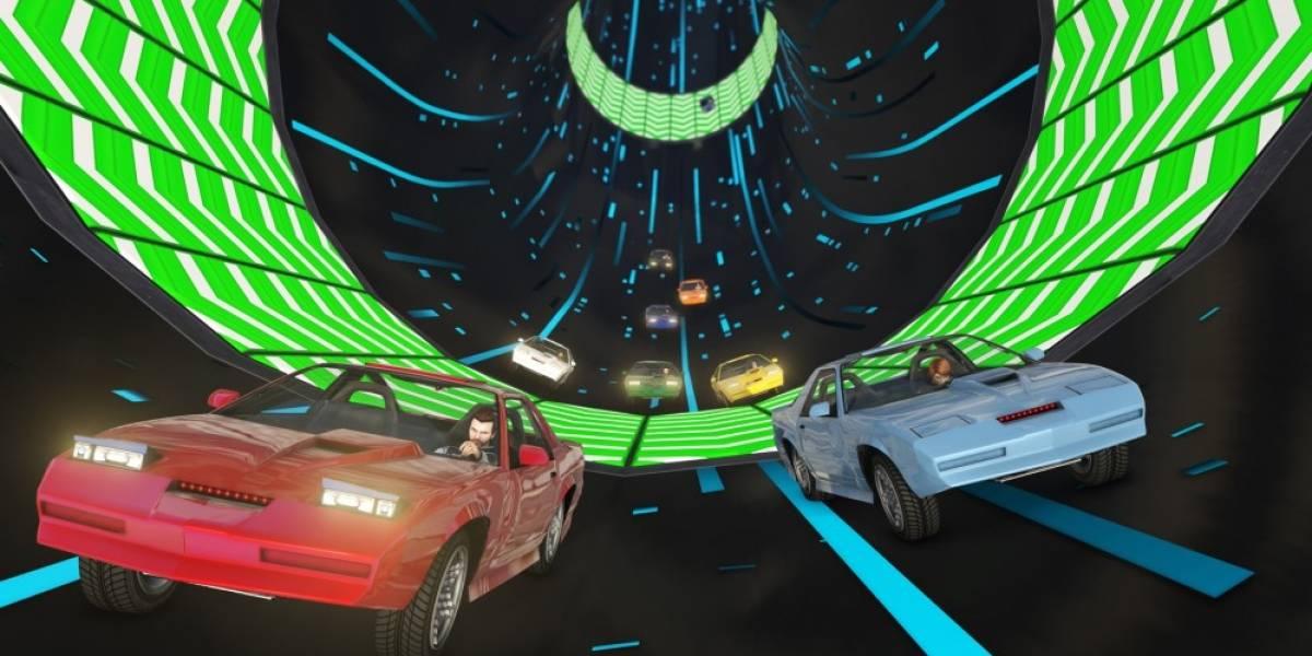 GTA Online pronto recibirá circuito para vehículos especiales