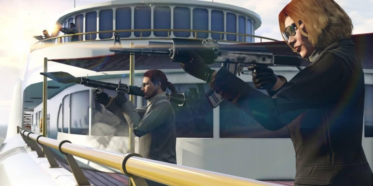 GTA Online recibe gran expansión en junio