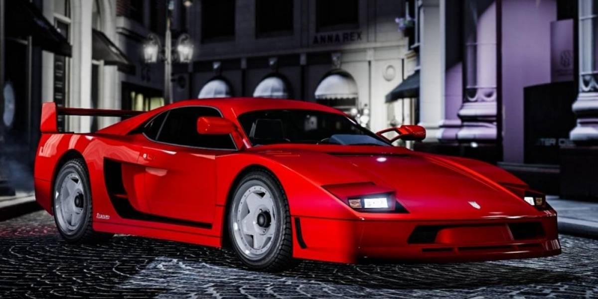 GTA Online recibe un nuevo auto deportivo clásico, descuentos y más