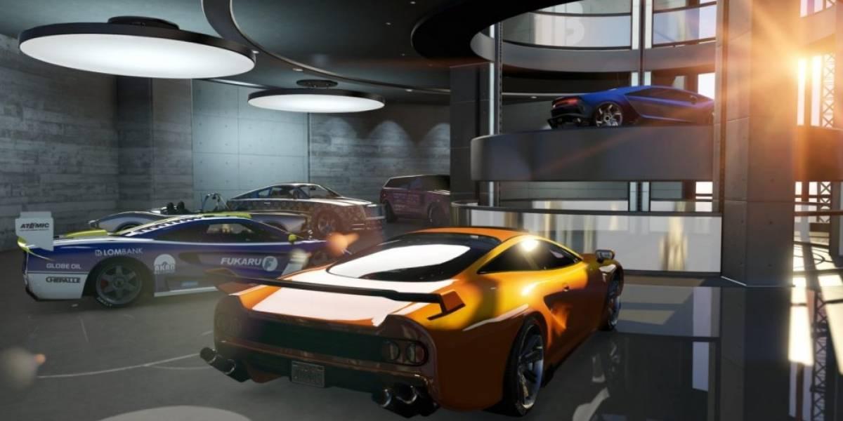 El nuevo DLC Import/Export ya está disponible en GTA V