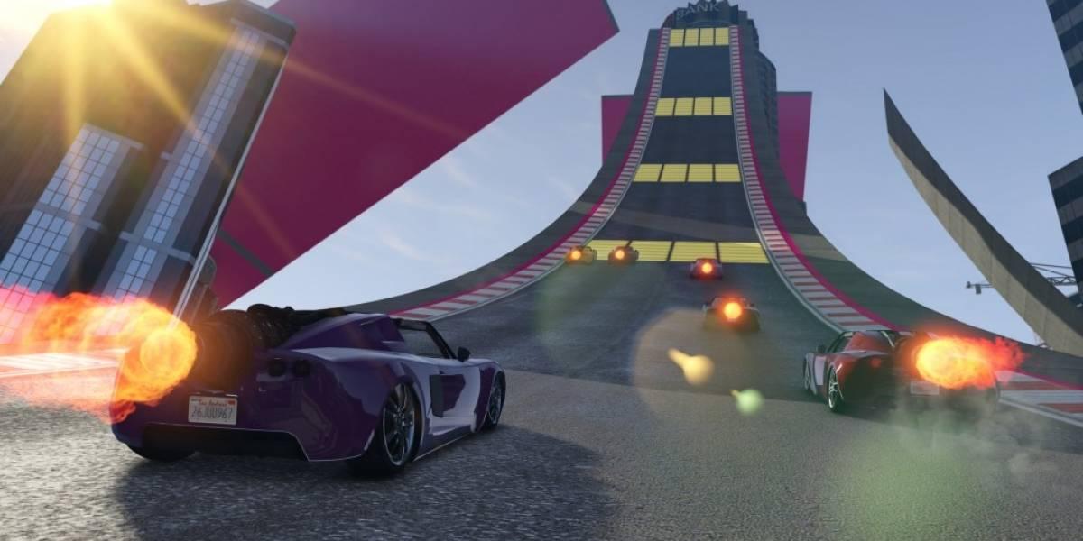 GTA Online recibirá carreras, coches, modos y más en las próximas actualizaciones