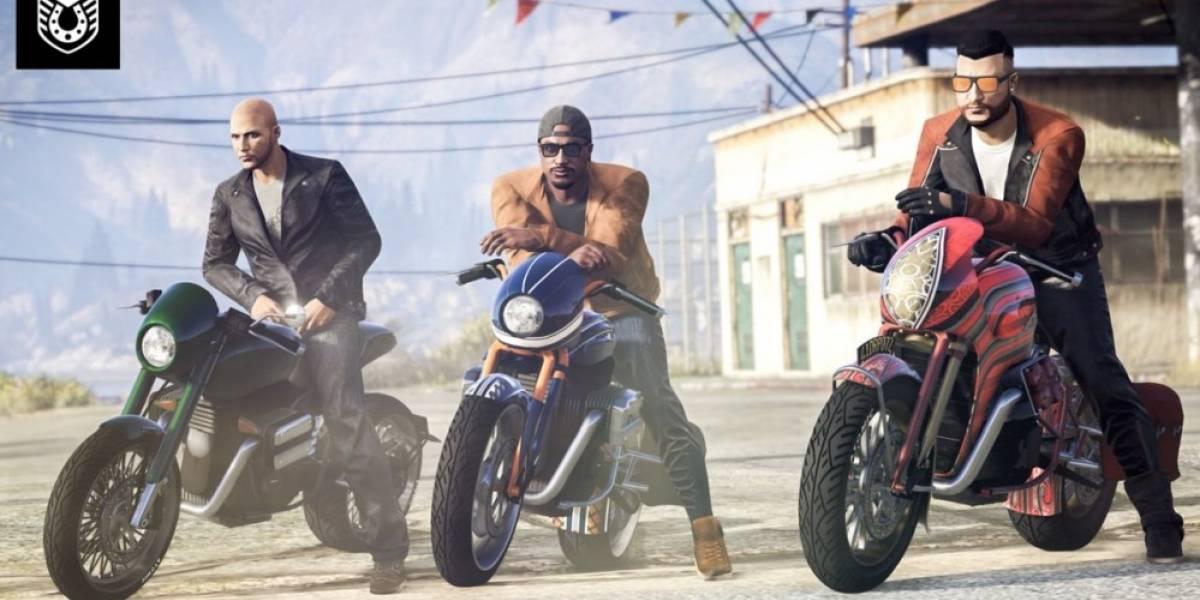 GTA Online recibe nuevo modo, nueva moto y más
