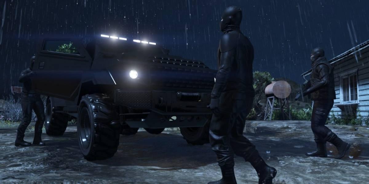 "GTA Online te invita a la semana de ""La gran vida"""
