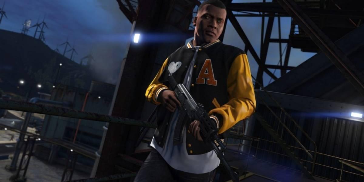¿Qué nos quiere decir esta foto del actor de voz de Franklin en GTA V?