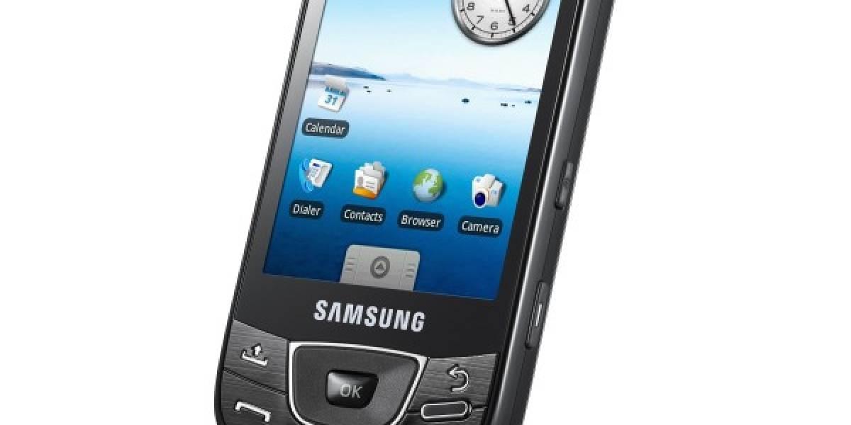 Samsung I7500 confirmado