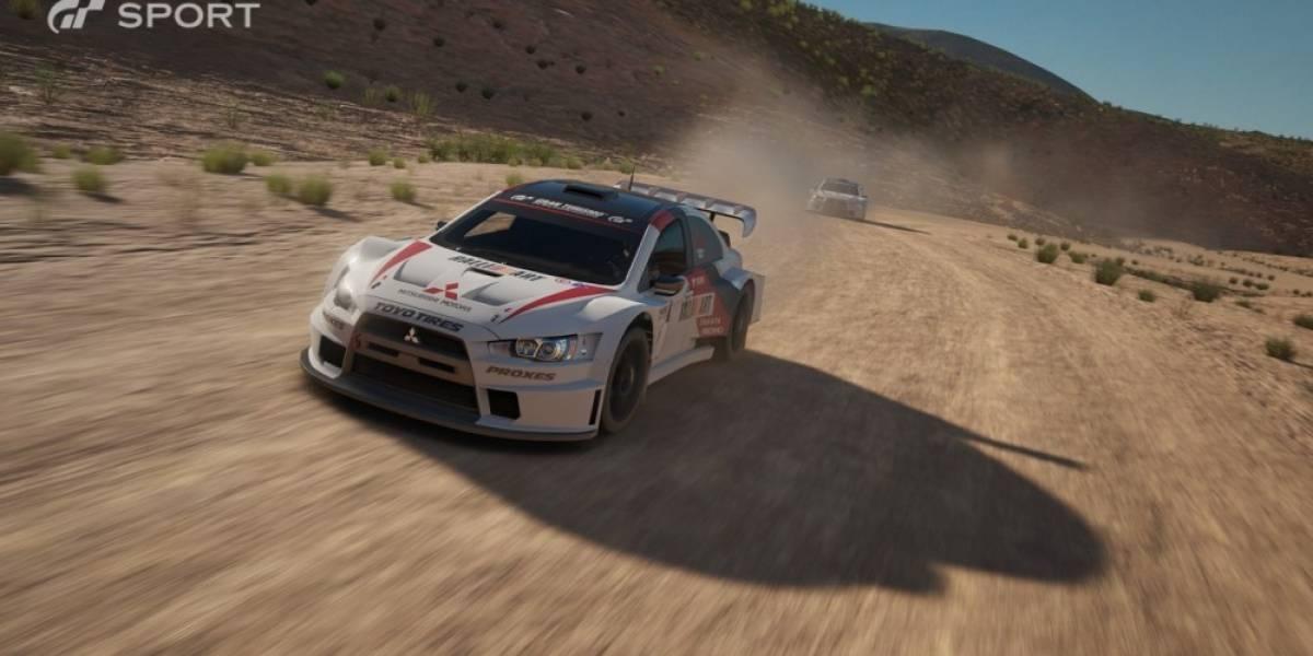 Gran Turismo Sport recibe nuevo tráiler previo a E3 2016