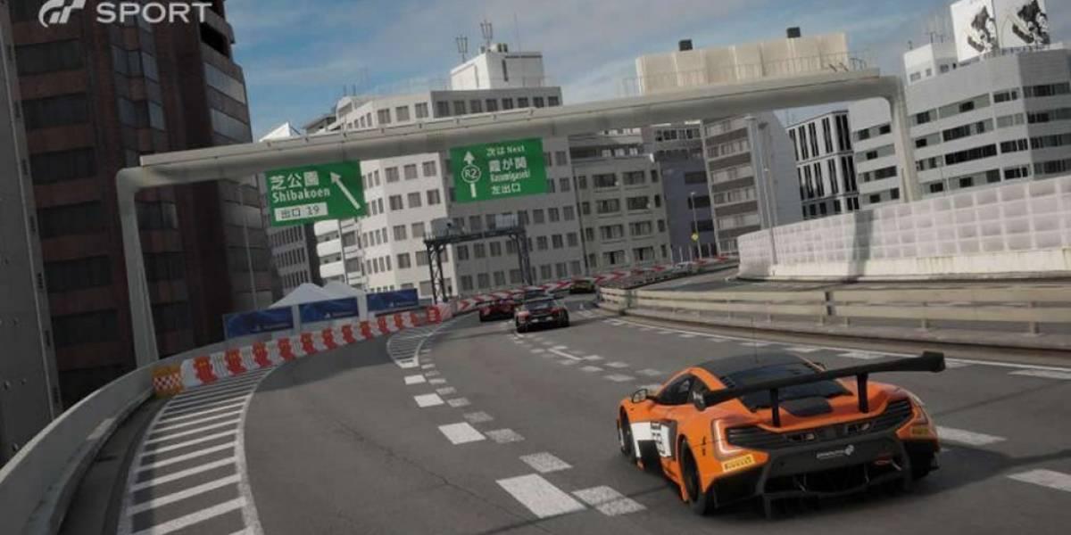 Beta de Gran Turismo Sport fue cancelada