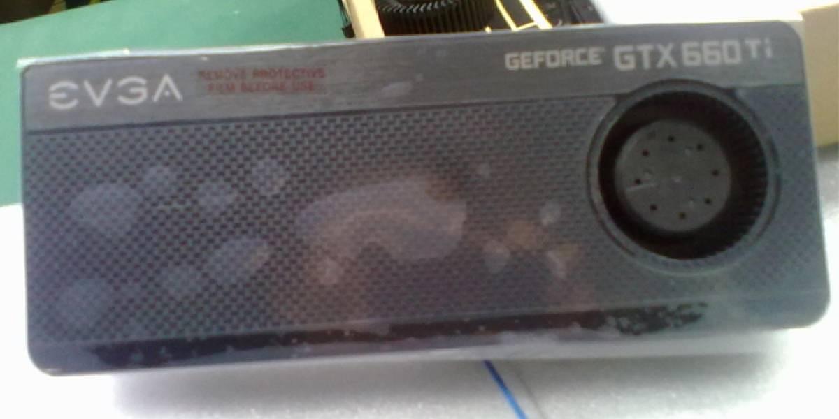 Imágenes e información oficial de la NVIDIA GTX 660 Ti