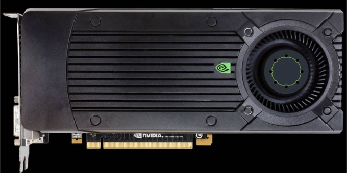 NVIDIA GTX 660 será lanzada el 13 de septiembre