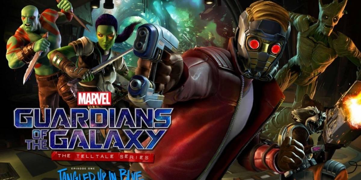 Guardians of the Galaxy: The Telltale Series se estrenará el mes próximo