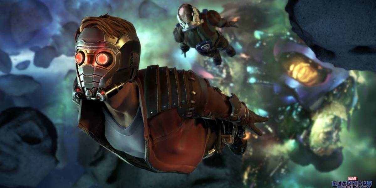 Guardians of the Galaxy: The Telltale Series ya tiene su primer tráiler